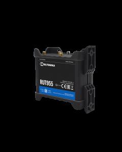 Teltonika RUT955 4G LTE M2M Router 150 MBps DUAL Sim & GPS-I