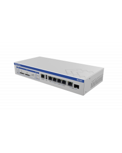 rack-mounted LTE Cat6 router with redundant power supply RUTXR1 Teltonika