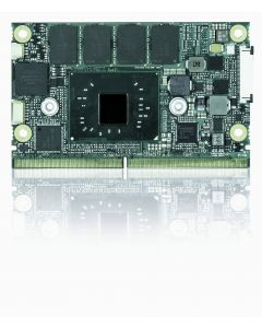 SMARC Atom™ x7 E3950, 8GB DDR3L ECC, 32GB SLC eMMC