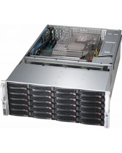 "SuperStorage 5049P-E1CTR36L, Intel Xeon, 36 Hot-swap 3.5"" SAS SATA drive bays, Super X11SPH-nCTF, supermicro"