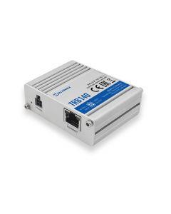 Teltonika Industrial LTE Cat4 IoT Gateway, TRB140, 1x LAN